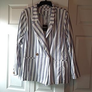 Forever 21 career jacket Blazer